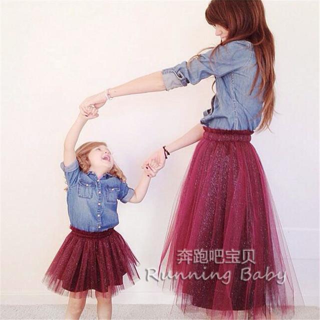 Семьи соответствующие наряды, Мать дочь платья. Семья установлены, Детское платье, ...