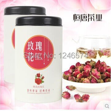 Гаджет  100%Natural New Chinese Fresh 50g /Can Pink Peony Rose Bud blooming Flower tea Healthy Beautiful for Women Lady