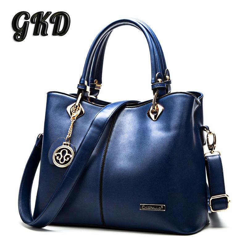 Hot Sale New 2015 Brand Handbag Famous Brands Women Leather Bags Women Handbag Fashion Vintage Bag Shoulder Bags Portable Bag(China (Mainland))