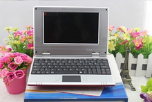 2014 New 7 inch Netbook Mini Laptop VIA8880 Dual Core PC Android 4.2 1.5GHz Wifi 1 RAM 8GB HDD HDMI(China (Mainland))
