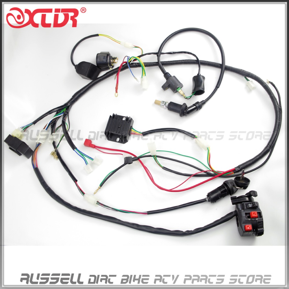 gy6 150cc wiring harness gy6 image wiring diagram gy6 wiring harness gy6 image wiring diagram on gy6 150cc wiring harness complete electrics gy6 150cc wiring harness buggy