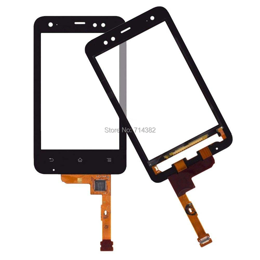 For Sony Ericsson Xperia Active ST17i ST17 Touch Screen Panel Digitizer Glass Lens Repair Parts Replacement + Tracking Number(China (Mainland))