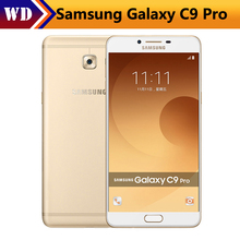 Buy Original Samsung Galaxy C9 Pro C9000 Dual SIM 16MP Qualcomm Snapdragon Octa core 6'' 6GB RAM 64GB ROM Android 6.0 Mobile Phone for $415.33 in AliExpress store