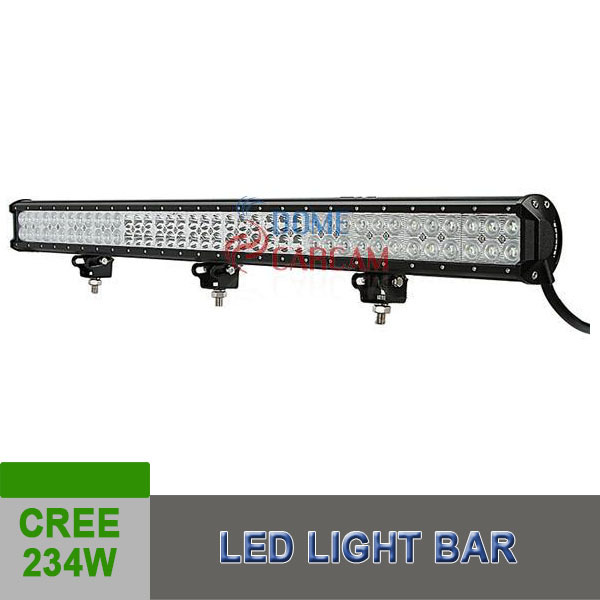 36 INCH 234W LED BAR DRIVING WORK CREE FLOOD SPOT COMBO OFFROAD CAR PARTS TRUCK Headlight For Jeep(China (Mainland))