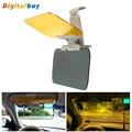 New Car Sun Visor HD Car Anti Glare Dazzling Goggle Day Night Vision Driving Mirror UV