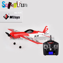 Wholesale WLToys F929 Electric children toys 2.4G Remote Control Glider with LCD Controller. Free Shipping
