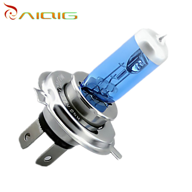 Free Shipping 4pcs H4 Super Bright White Fog Halogen Bulb Hight Power 55W Car Headlight Lamp<br><br>Aliexpress