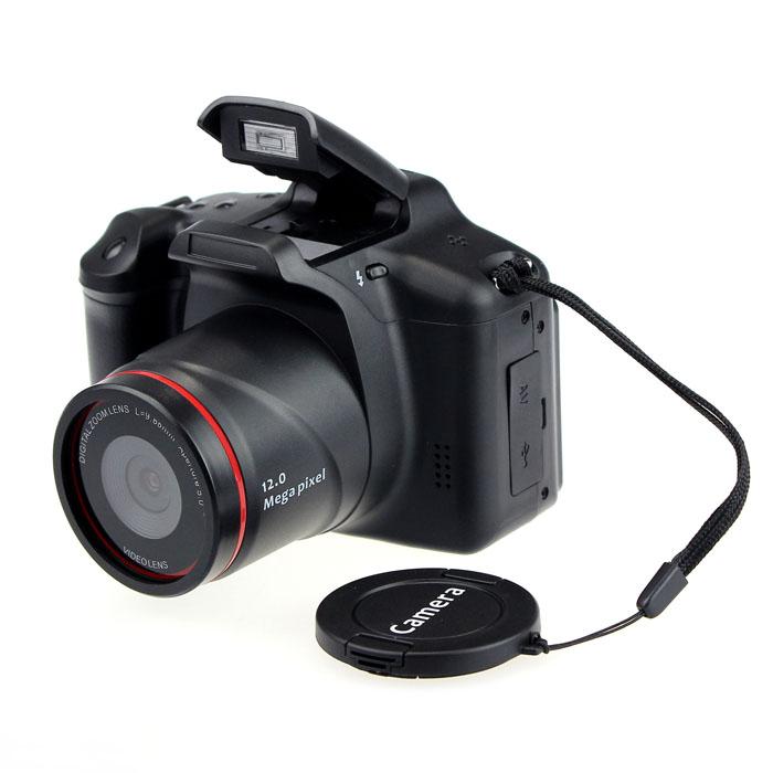 2017 KaRue CMOS HD 720P 2.8 Inch LCD 12MP Support 32GB SD Card Camcorder DV Digital 4x ZOOM digital camera Home Camera(China (Mainland))