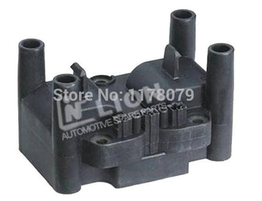 New High Performance Quality Ignition Coil For Vw Oem 032905106 032905106b 311740 032905106d Car Replacement Parts