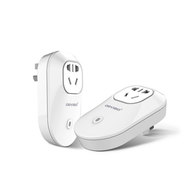 Orvibo S20 Smart Socket Wall Plug wireless smart wi-fi remote control for IPHONE 5/5S/5 c/Android phone(China (Mainland))