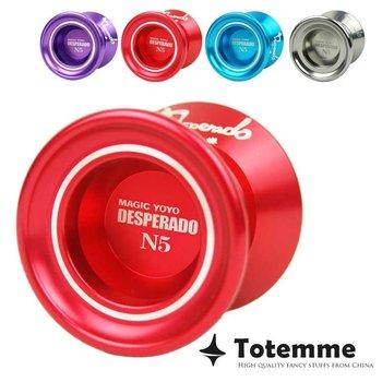 NEW! Magic yoyo N5-2 (DESPREDO2), 2011 Super Aluminum YoYo,Free shipping 100%Quality guarantee, Free shipping