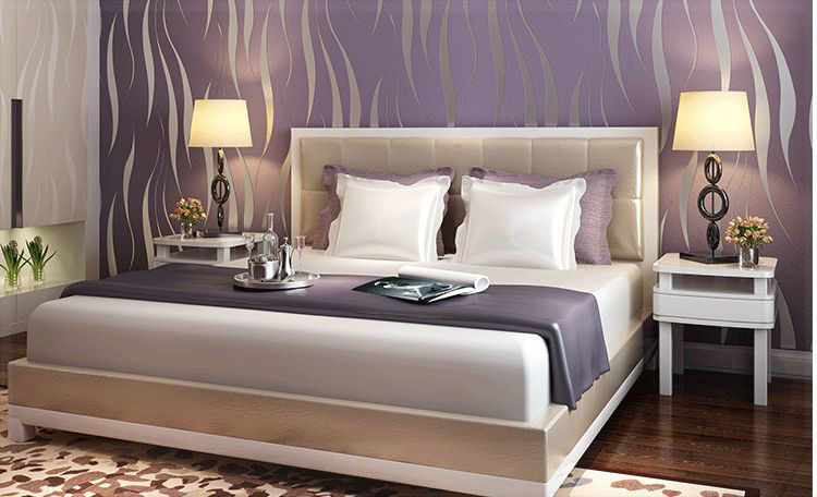 Bedroom Wallpaper 3d 3d Wall Panels Modern Cellophane R In Wallpapers
