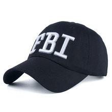 High quality Wholesale Retail 1pc free shipping JoyMay Hat & Cap FBI Fashion Leisure embroidery CAPS Unisex Baseball Cap B049(China (Mainland))