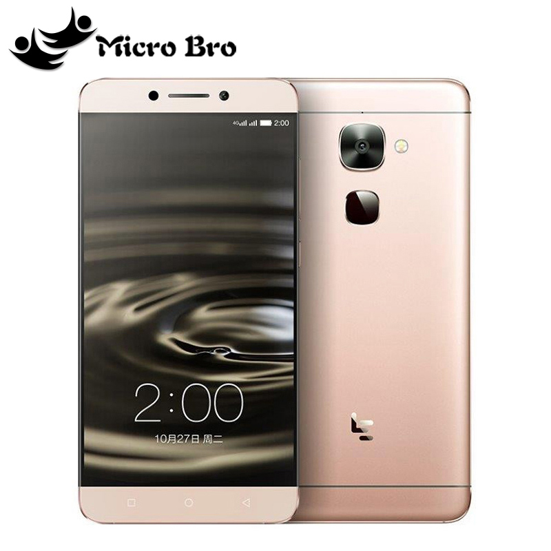"Original Letv Le 2 LeEco X620 Helio X20 MTK6797 Deca Core Mobile Phone 5.5"" 3GB RAM 1920x1080 16MP Fingerprint Multi Language(China (Mainland))"