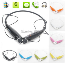 Soundtop (tm) senza fili bluetooth 4.0 stereo headset sport auricolare neckband style con il mic bass hv-per iphone lg android(China (Mainland))