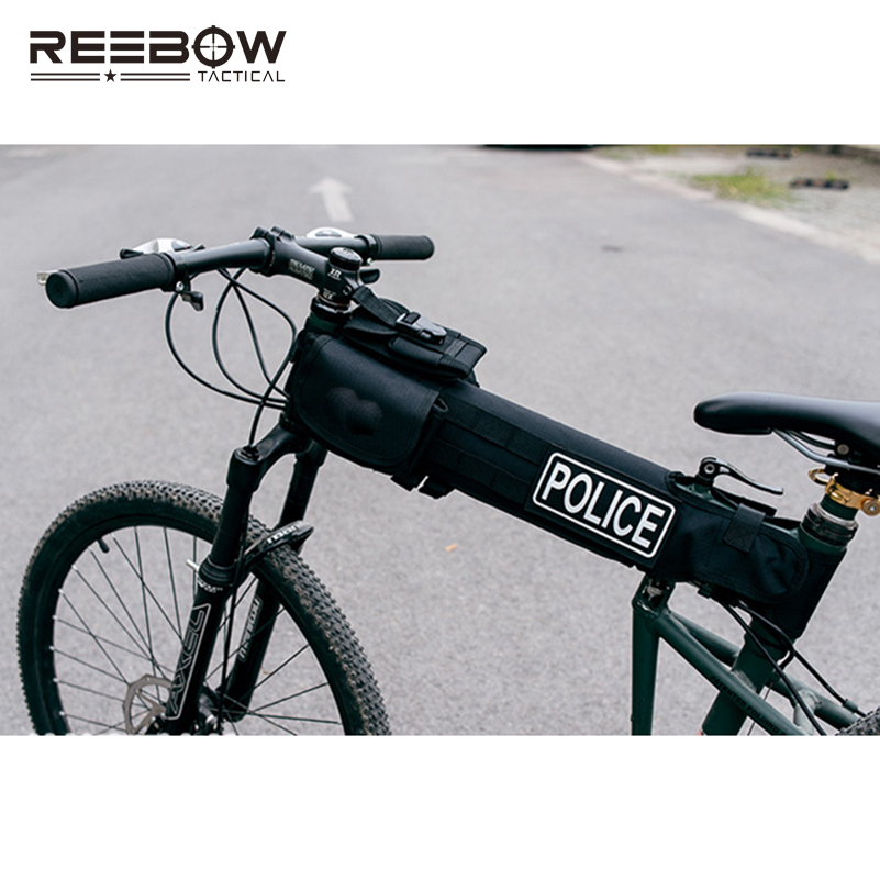 REEBOW TACTICAL Cycling Bike Frame Bag 1000D CORDURA Outdoor Sports Beam Saddle Pack for MONTAGUE HUMMER HUMVEES MTB Bike(China (Mainland))