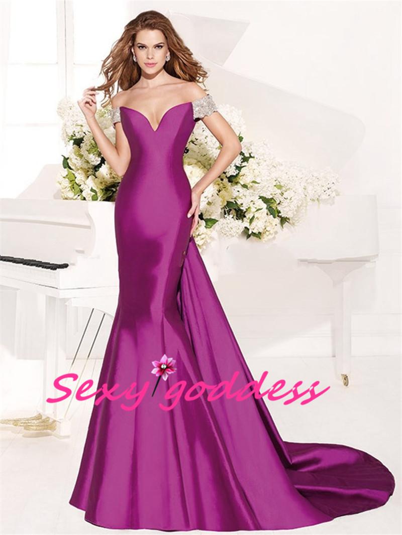 Famoso Vestidos De Novia De Color Púrpura Para La Venta Composición ...