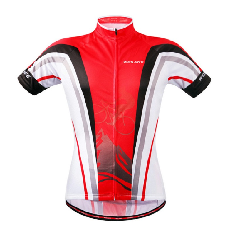 WOSAWE Specialized Cycling Jersey Quick-dry Breathable Mountian Bike Road Bike Jacket Ultralight Ciclismo Bicycle Shirts(China (Mainland))
