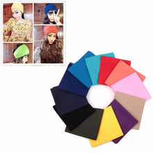 1 pc Multifunction Sport Scarf Polyester Solid Color Casual Outdoor Unisex Riding Beanies Scarf 8 Colors Skullies Hot Selling(China (Mainland))