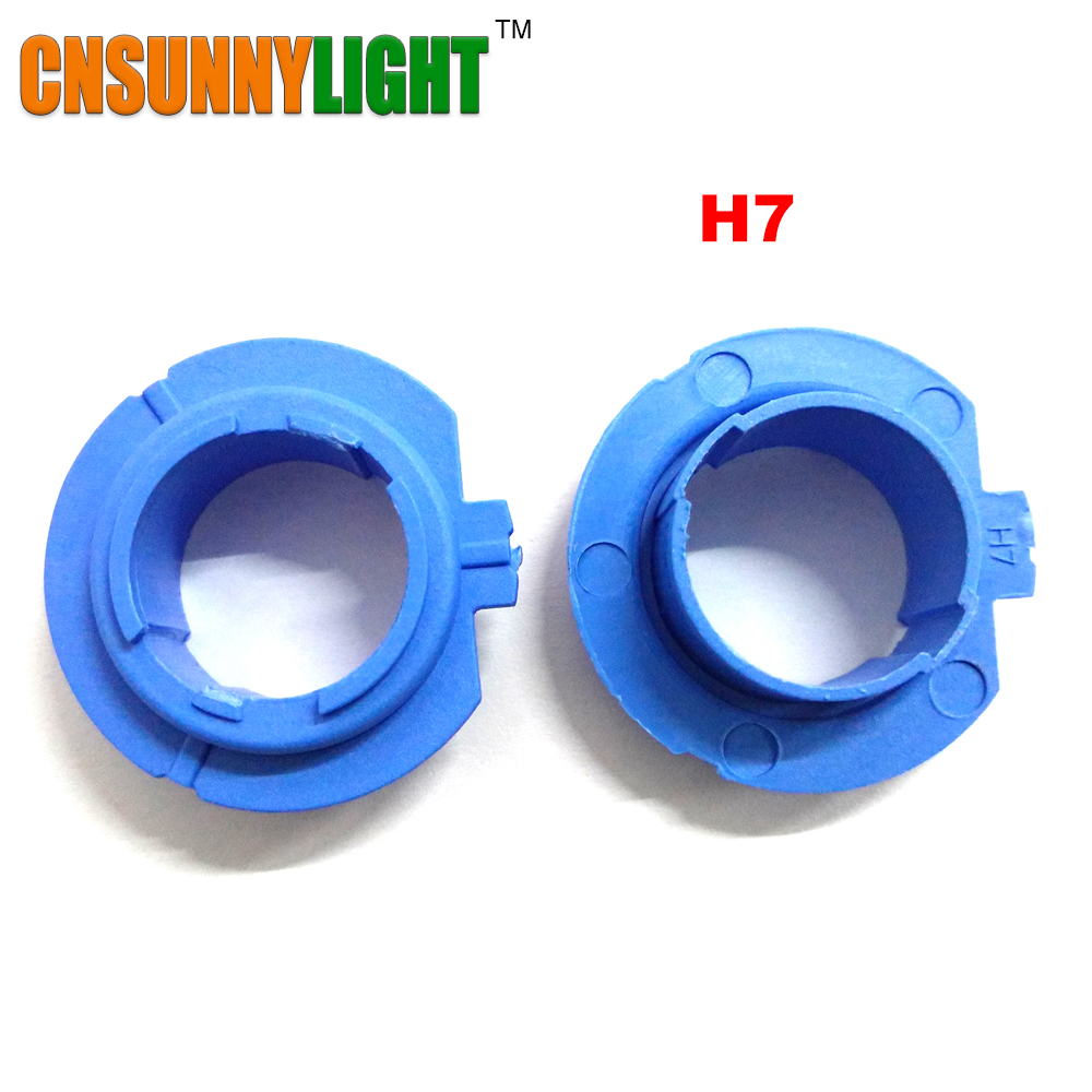 LED Headlight Bulb Base Clip Retainer Adapter Bulb Holder Sockets for H1 H3 H4 H7 H11 9005 9006 HB3 HB4 Special in our Store (7)