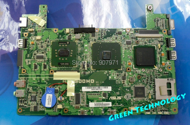 for original Asus Eee Pc 900HD 60-0A0JMB2000-B04 laptop motherboard mainboard fully tested &amp; working perfect<br><br>Aliexpress