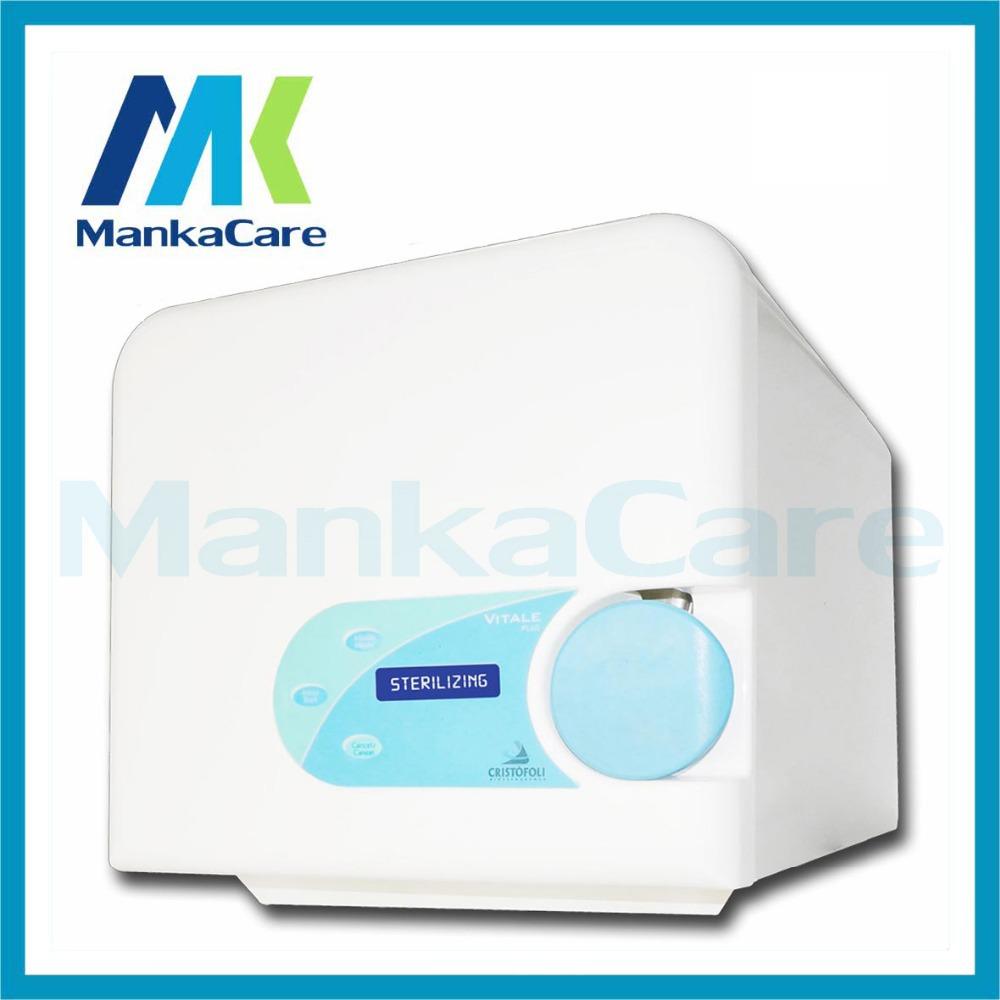 12 Liters N class Dental distinfection cabinet Vitale 12N Dental Autoclave Sterilizer equipment Class N Vitale 12L Big Discount(China (Mainland))