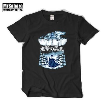 The song of ice and fire T-shirt Jon snow A spoof snow To advance the giant With short sleeves T-shirt Men and women loose(China (Mainland))