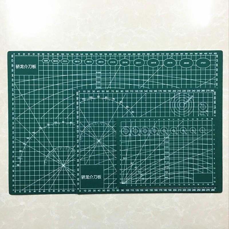 ヾ ノa3 A4 A5 Pvc Cutting Mat ᗛ Durable Durable Self