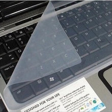 1pc Free Shipping Ultra-thin Design Universal Laptop Notebook Silicone Keyboard Protective Film