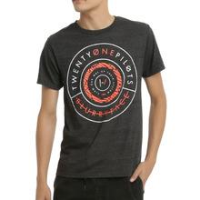 Twenty One Pilots Claw Your Way Up Letter Print Men T-Shirts Cotton Plus Size Short Sleeve Men's T Shirts Male TShirts Camiseta