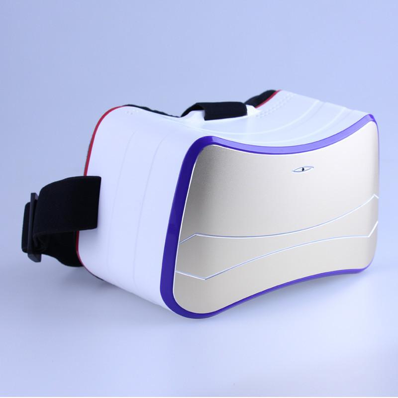 ถูก มาใหม่VRแว่นตา3Dวิดีโอภาพยนตร์หน้าจอมินิละครล่าสุดQuad-coreสมาร์ทแว่นตาความจริงเสมือนหัว-ติดหมวกกันน็อค