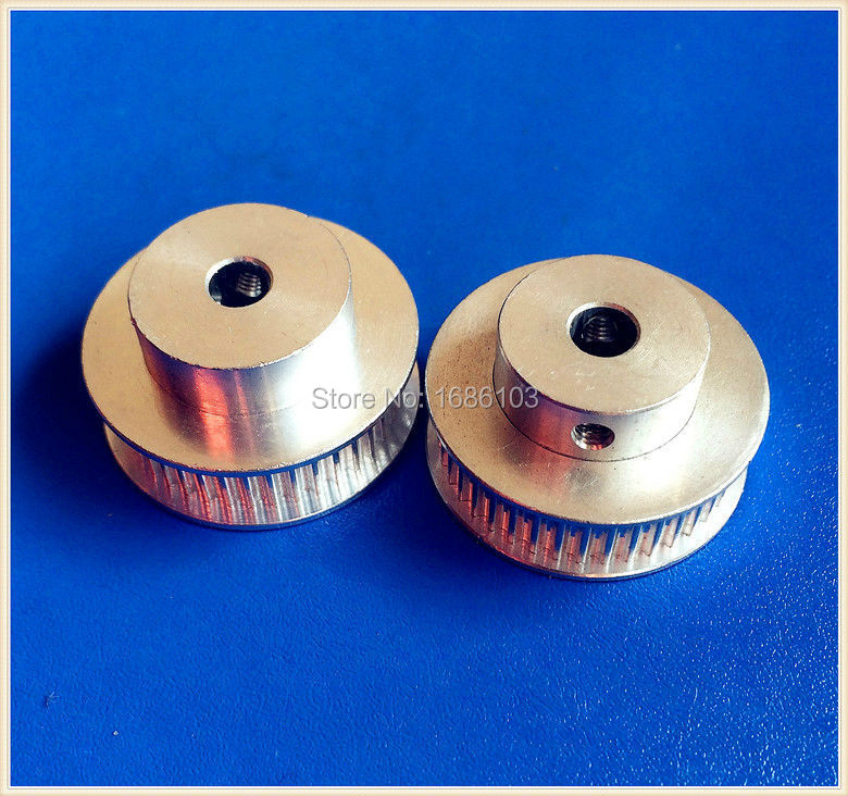 28 teeth 6.35mm bore 10mm belt width T5 timing belt pulley(China (Mainland))