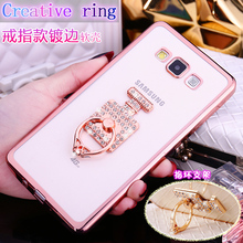 Buy Ultrathin Electroplating TPU Soft Protective Back Cover Phone Cases Samsung Galaxy A3 A310 A5 A510 A510F A7 A710 A710F 2016 for $2.71 in AliExpress store