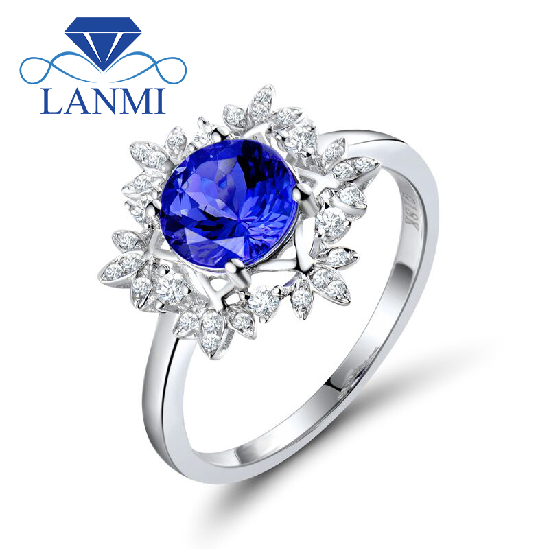 Tanzanite Buying Tanzanite: Popular 18k Tanzanite Ring-Buy Cheap 18k Tanzanite Ring