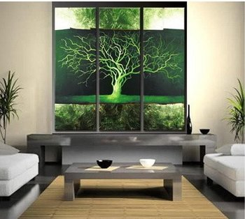 Free Shipping !!! 100% Handpainted  Modern  Oil Painting Canvas  ,Top Home Decoration  JYJLV161