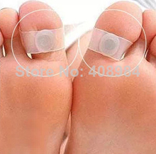 Slimming Silicone Foot Massage Magnetic Toe Ring Fat Weight Loss Health