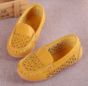 Кожаная обувь для мальчиков 2015 PU 5