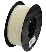 transparent color MakerBot/RepRap/UP/Mendel3d printer filament PLA/ABS 1.75mm/3mm 1kg plastic Rubber Consumables Material
