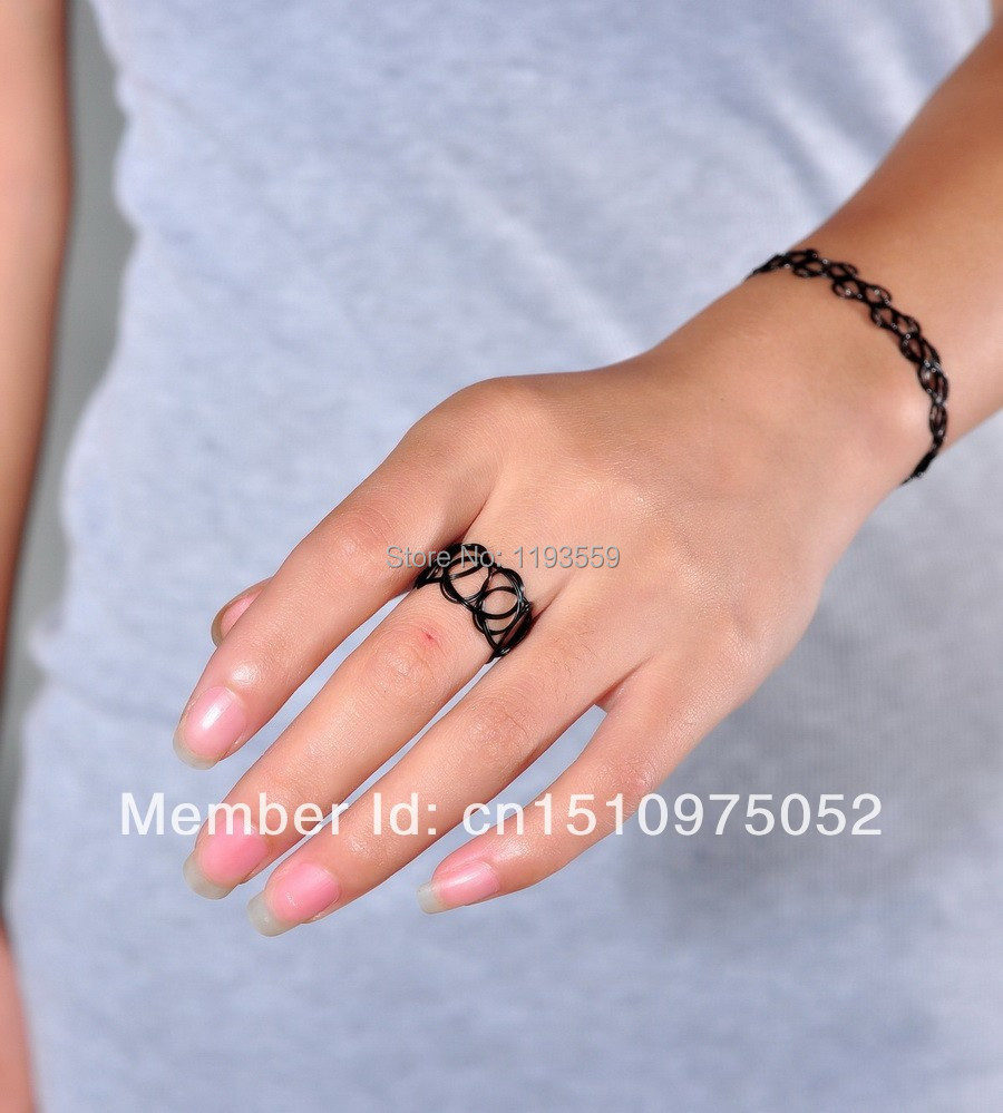 Plastic Fashion Jewelry