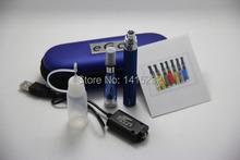 eGo Electronic Cigarette kit CE4+ 650mah 900mah 1100mah single E Cigarette E-cigarette Starter kits e cig Kits Battery