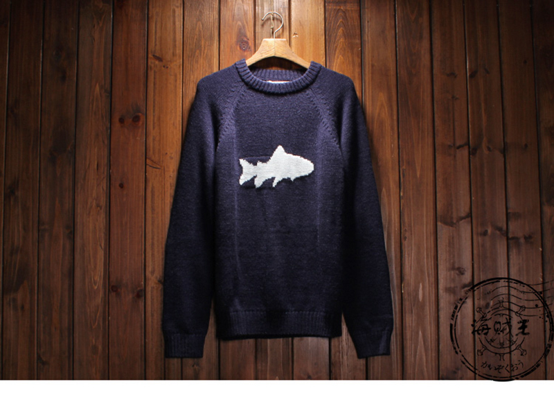 2015 Top Fashion Polo Winter Sweaters Men Crewneck Clothing Mans Knitted Sweater Long Sleeve Brand Pullover Size M-XXL FC03 - store