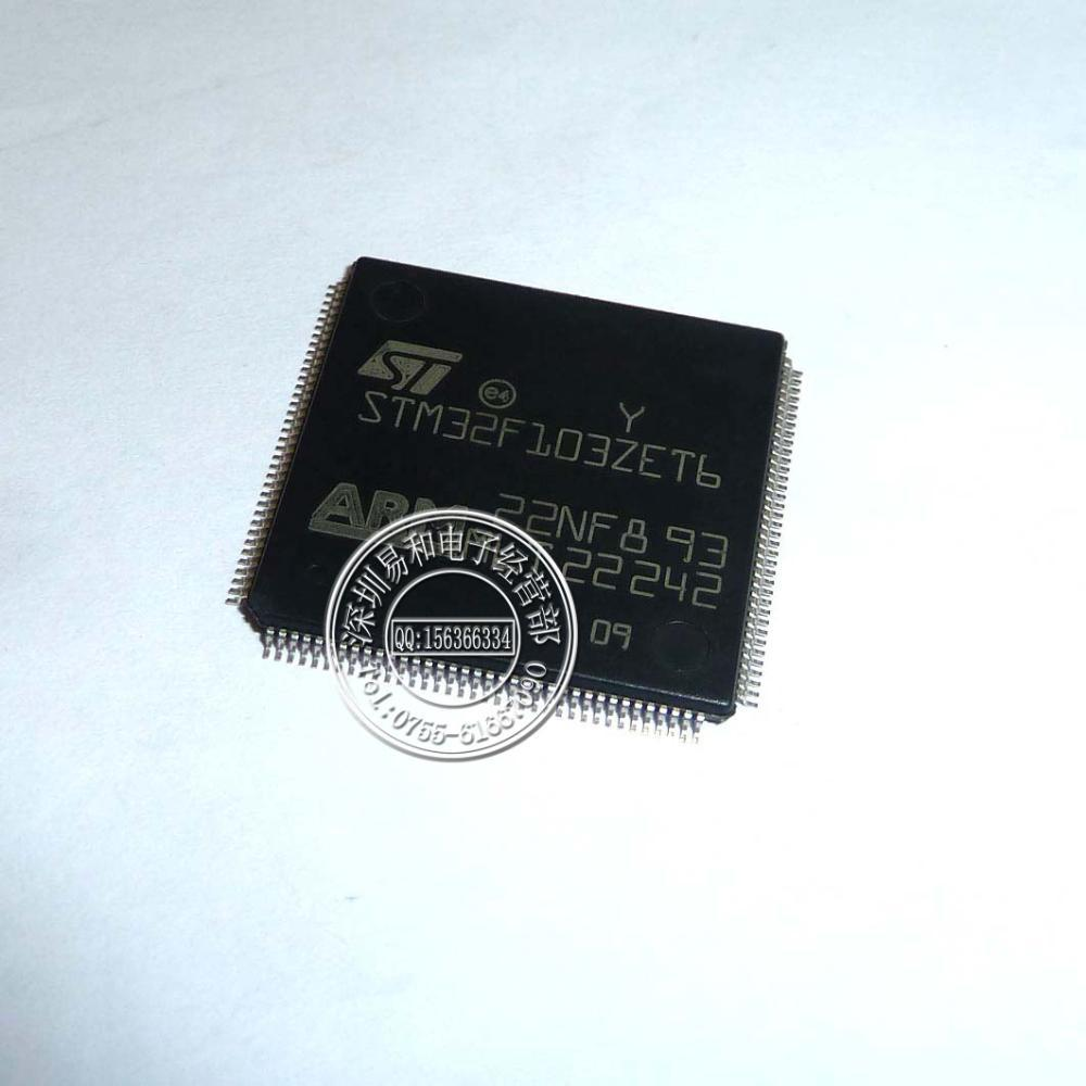 Free shipping STM32F103ZET6 new original authentic STM32 development board ARM processor(China (Mainland))