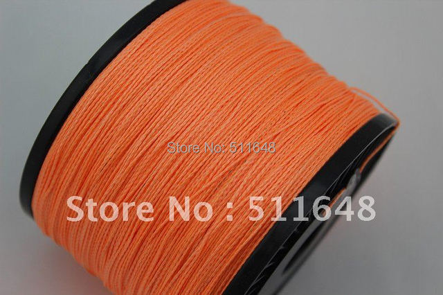 Free Shipping 1000m 120lb Super strong PE Braid Fishing Line 8 weave 0.57mm braided wire