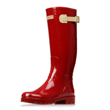 Red rain boots women online shopping-the world largest red rain ...