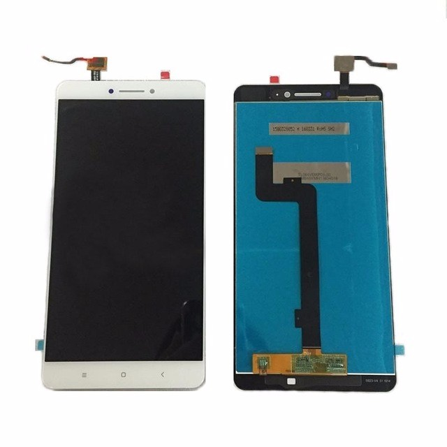 10 pcs/lot LCD Display + Touch Screen Digitizer Assembly Replacement Parts for Xiaomi Xiao Mi Mi Max