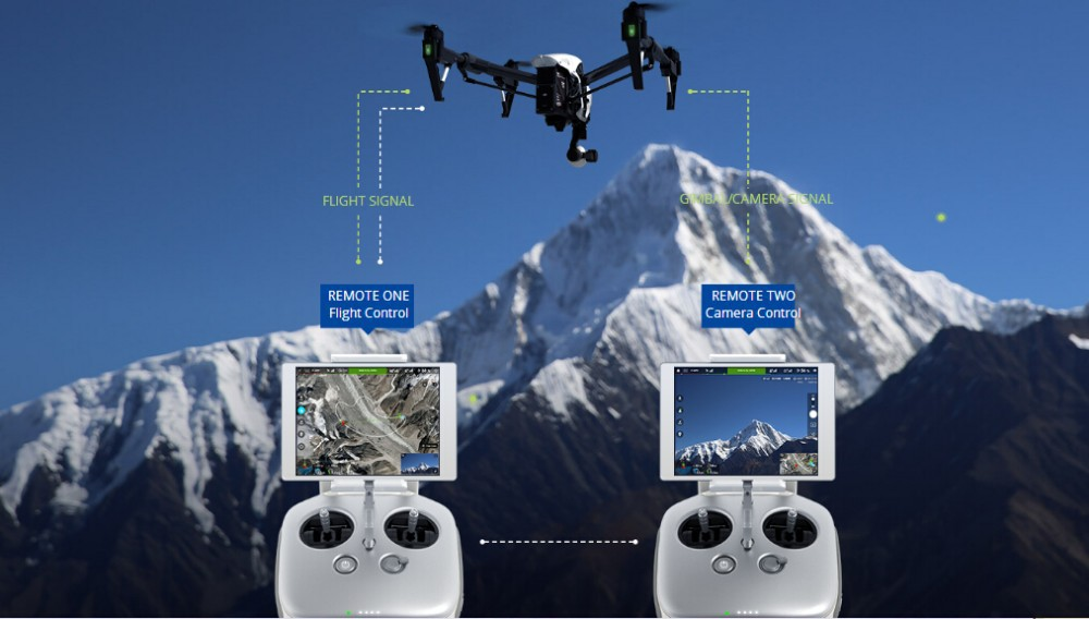 New Arrival 100% Original DJI inspire 1 camera drone with 4K HD Camera Rc Drone Full-Featured APP Support Quadcopter