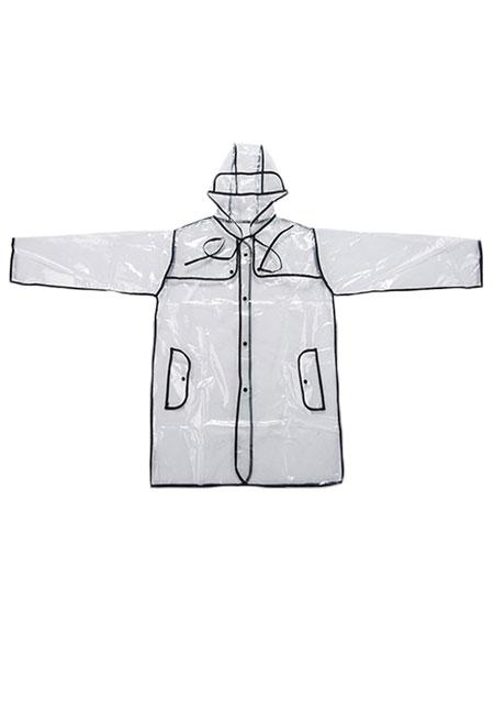 Женщины леди мужская человек мода прозрачный пончо толстовка водонепроницаемый куртка ветровка плащ открытый дождевики