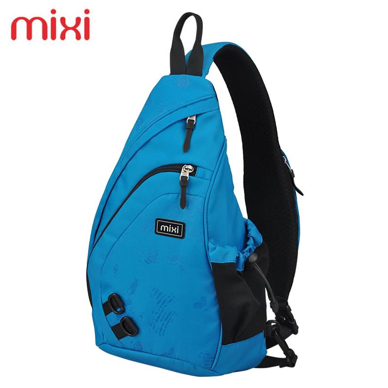 Mixi 2016 Gym Messenger Bag Sports Chest Bags Waterproof Fashion Durable Men's Travel Bags Casual Outdoor Cycling Handbag(China (Mainland))