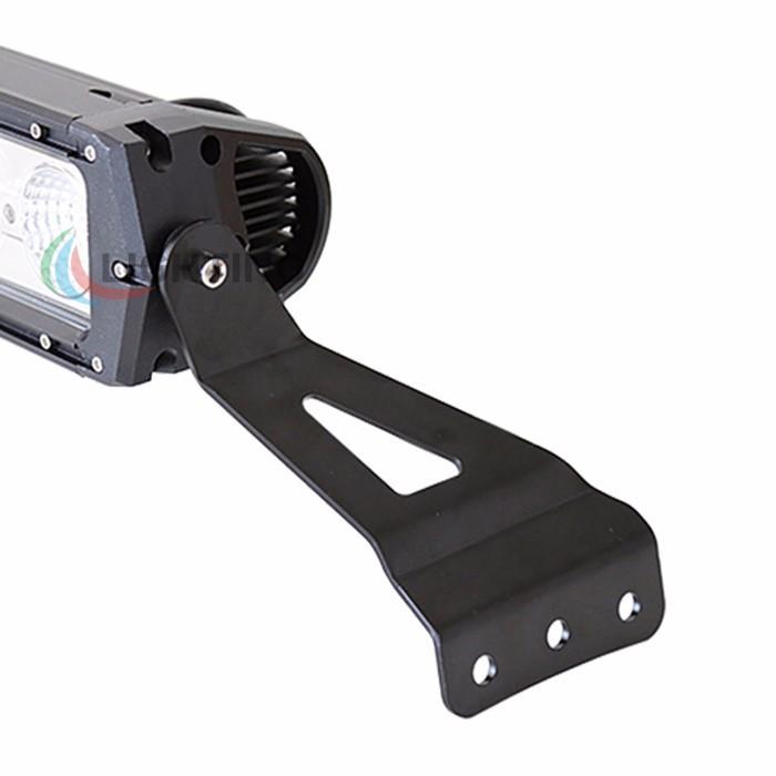 50» дюймовый 288w изогнутые светодиодные бар света проводки ремень верхняя лобовое стекло автомобиля крепления кронштейна для пикапа chevrolet 2007-Шевроле gmc