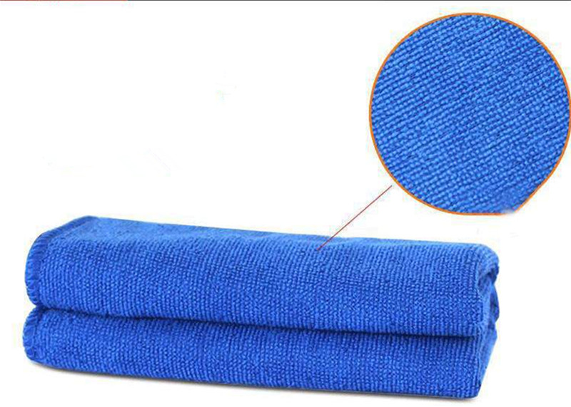 30*30cm Microfiber Car Cleaning Towel car wash towel products dust tools car washer auto supplies car accessories(China (Mainland))